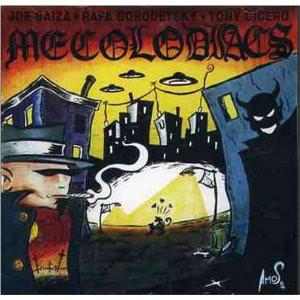 Mecolodiacs – The Mecolodiacs