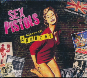 Sex Pistols – Agents Of Anarchy