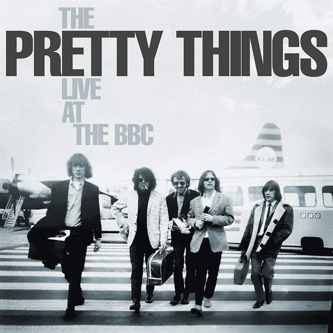 PRETTY THINGS – LIVE AT THE BBC
