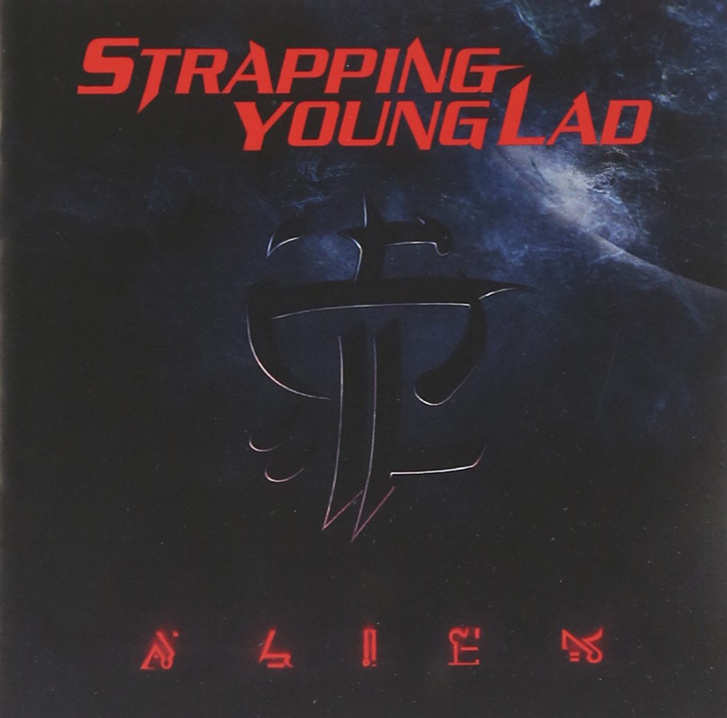 STRAPPING YOUNG LAD – ALIEN