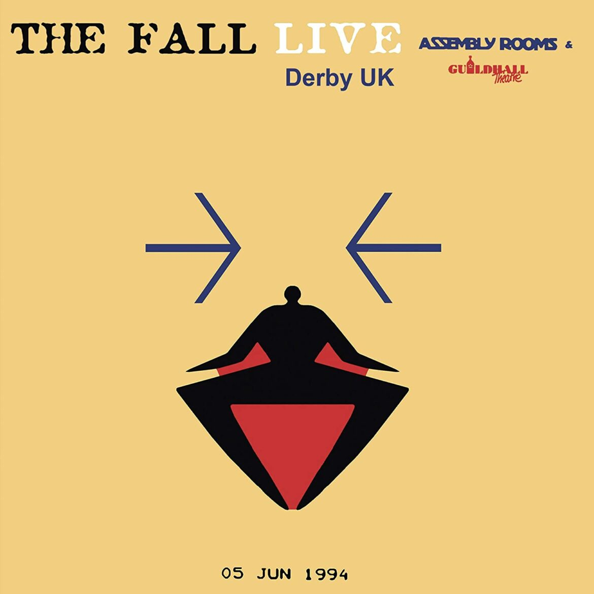 THE FALL – ASSEMBLY ROOMS, DERBY UK 5TH JUNE 1994