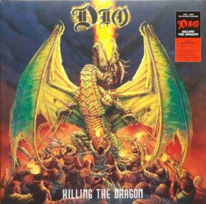 Dio Killing The Dragon