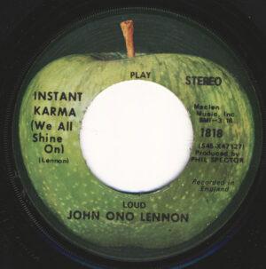 John Ono Lennon - Instant Karma