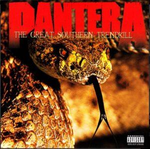 Pantera – The Great Southern Trendkill