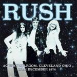 Rush - Agora Ballroom